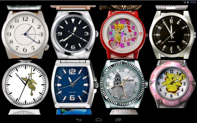 Vorschau ZhClock2D for Android - Bild 2