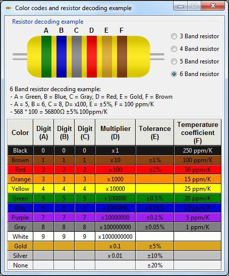 Vorschau ResCalc Master - Bild 2
