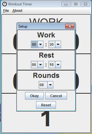 Vorschau Workout Timer - Bild 2