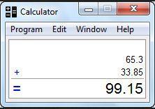 Vorschau Calculator - Bild 2