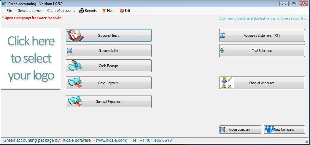 Vorschau iGreen Accounting - Bild 2