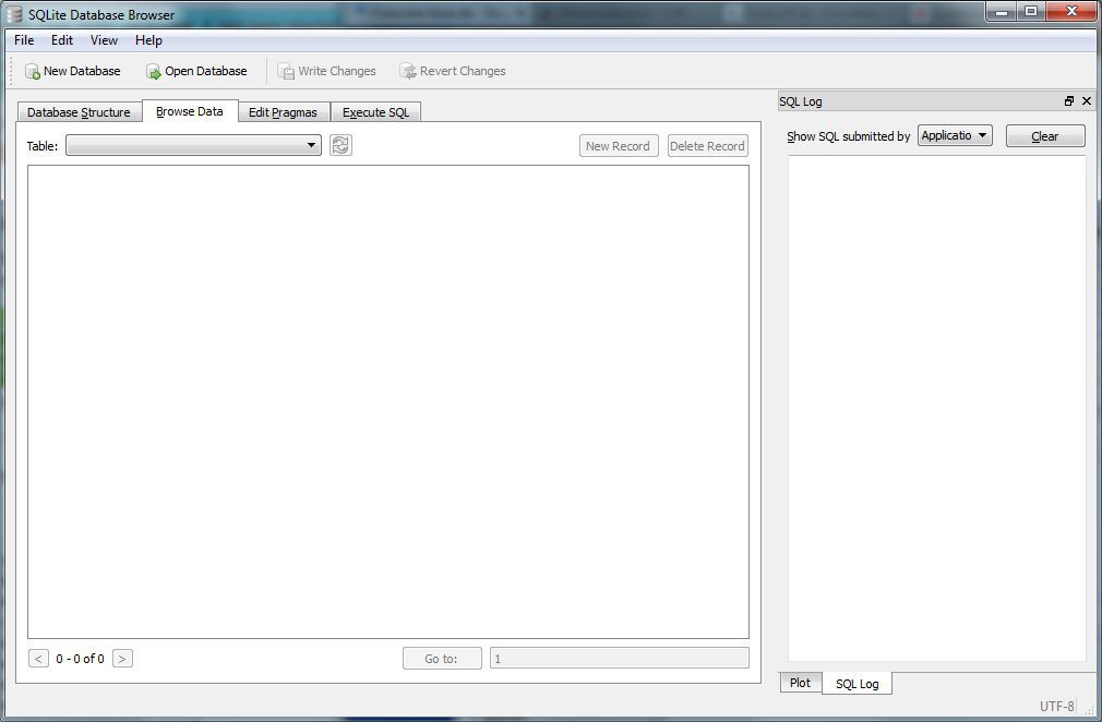 Vorschau DB Browser for SQLite Portable - Bild 2