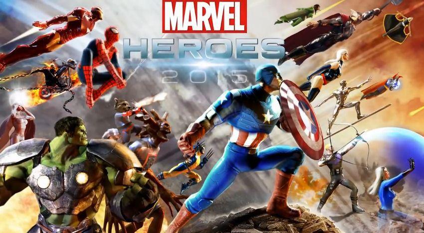 Vorschau Marvel Heroes Online - Bild 2