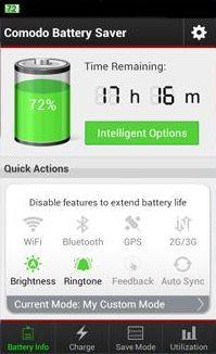 Vorschau Comodo Battery Saver for Android - Bild 2