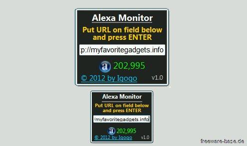Vorschau Alexa Monitor - Bild 2
