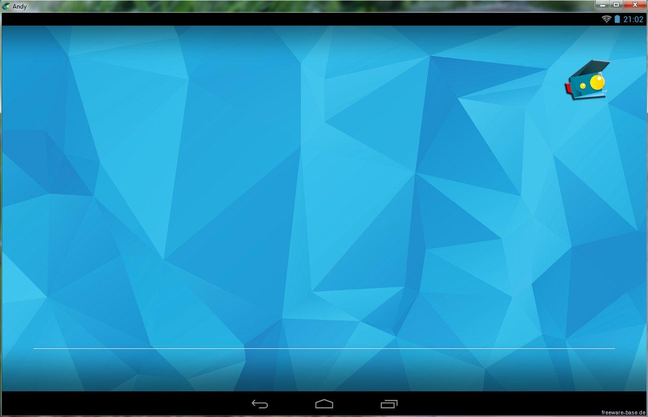 Vorschau Andy Android Emulator - Bild 2