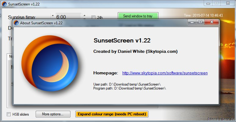 Vorschau SunsetScreen and Portable - Bild 2