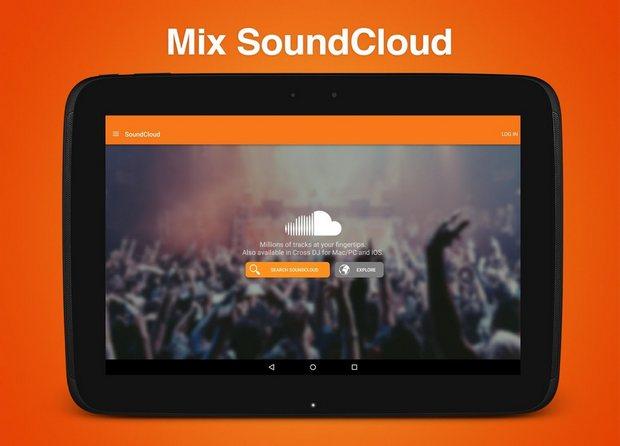 Vorschau Cross DJ Free für Android - Bild 2