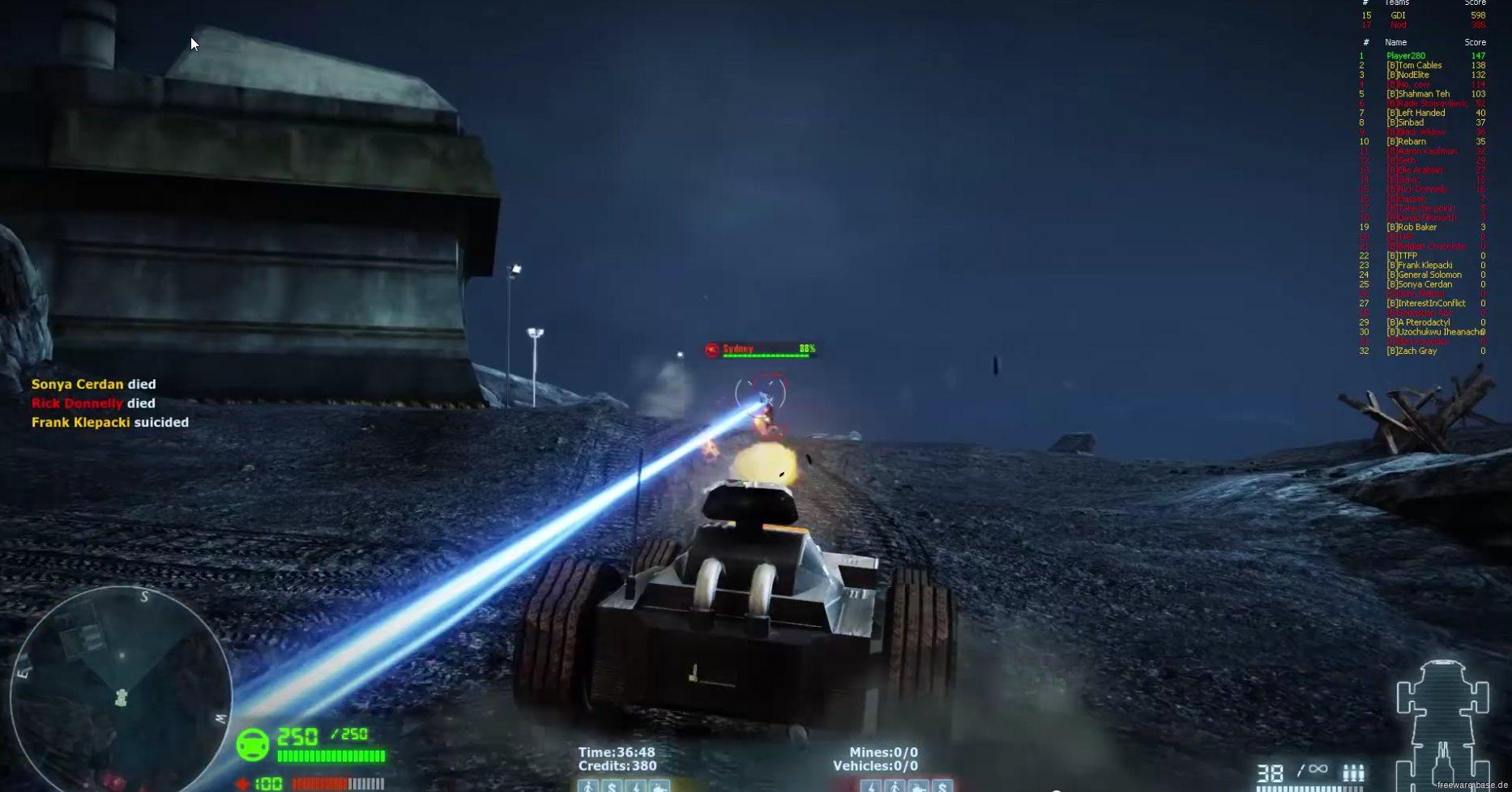 Vorschau Renegade X Multiplayer - Bild 2