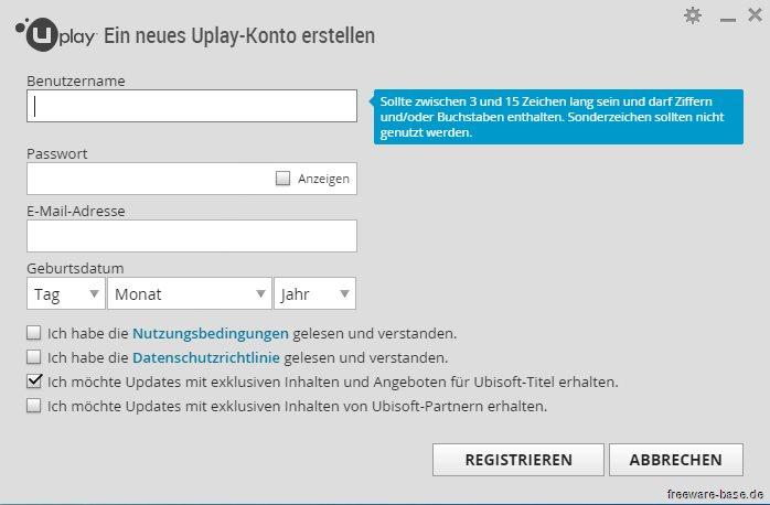 Vorschau Uplay PC - Bild 2