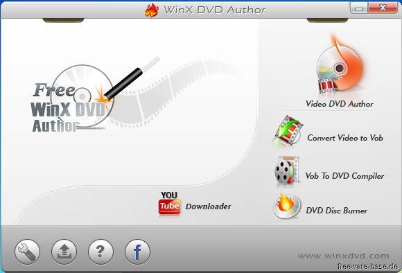 Vorschau WinX DVD Author - Bild 2
