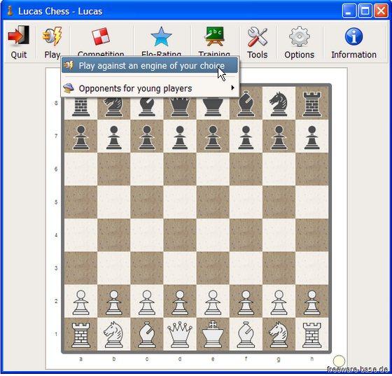 Vorschau Lucas Chess und Portable - Bild 2