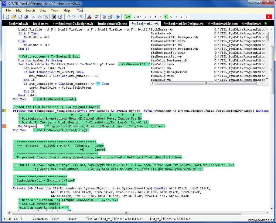 Vorschau ProgramEdit - Bild 2