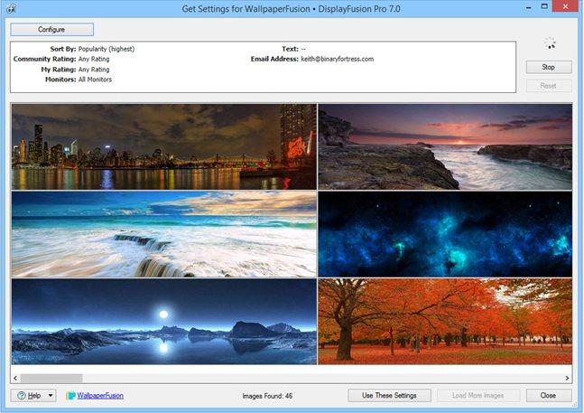 Vorschau DisplayFusion - Bild 2