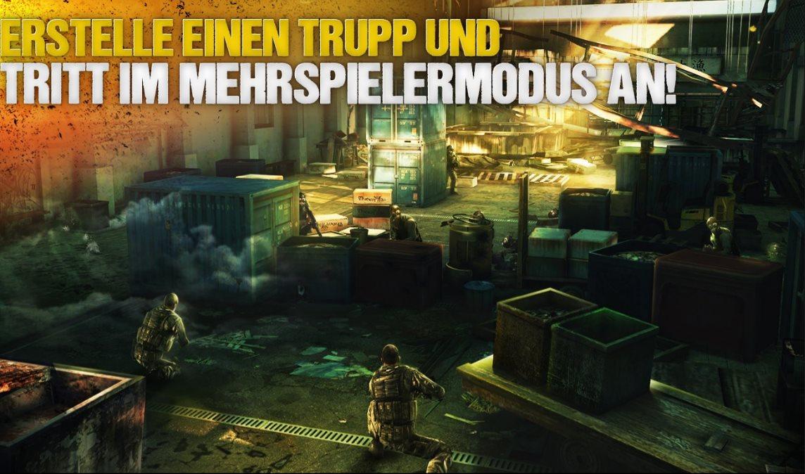 Vorschau Modern Combat 5 - Blackout fuer Windows 8 und 10 App - Bild 2