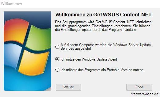 Vorschau Get WSUS Content .NET - Bild 2