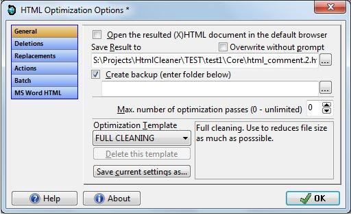 Vorschau HTML Cleaner - Bild 2
