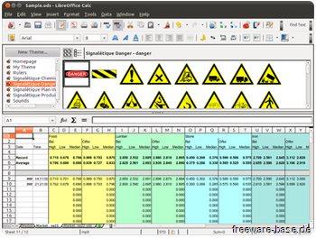 Vorschau LibreOffice für Mac OS - Bild 2