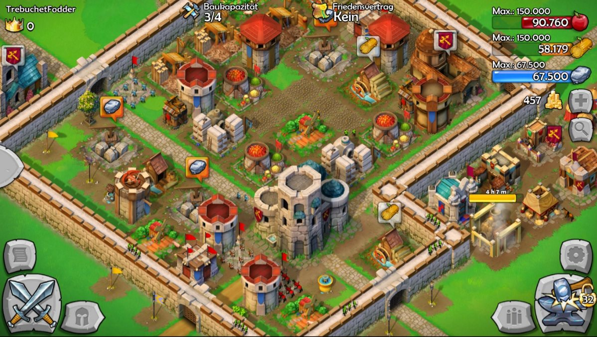 Vorschau Age of Empires - Castle Siege fuer Windows 10 App - Bild 2