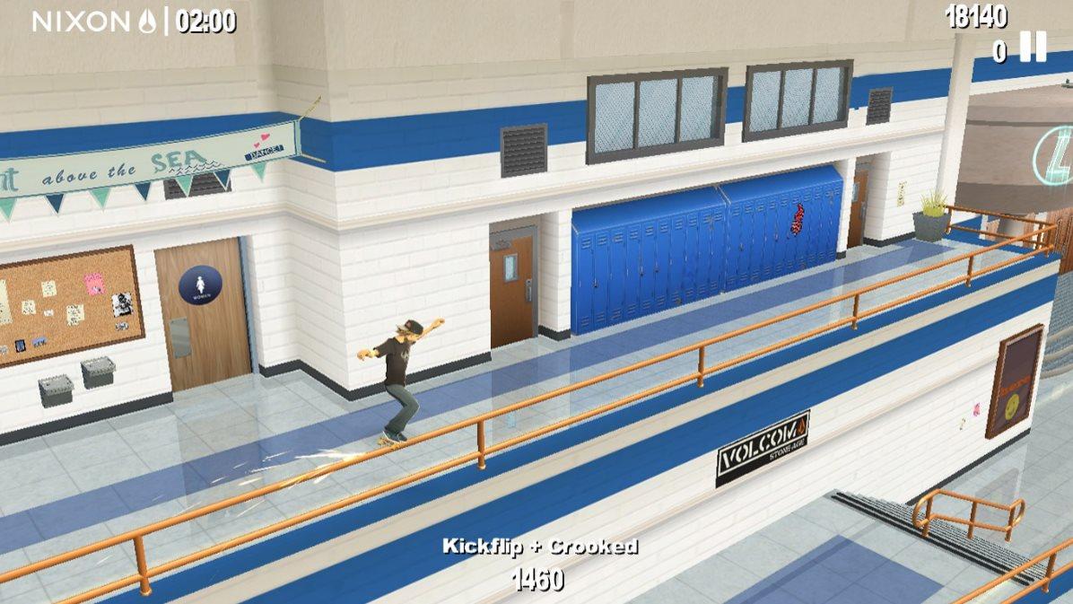 Vorschau Endless Skater fuer Windows 10 App - Bild 2