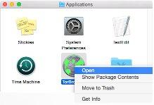 Vorschau Tor-Browser-Paket für Mac - Bild 2