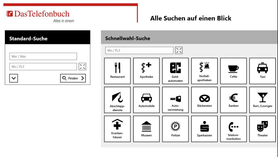Vorschau Das Telefonbuch - Windows 8 - 10 - Bild 2