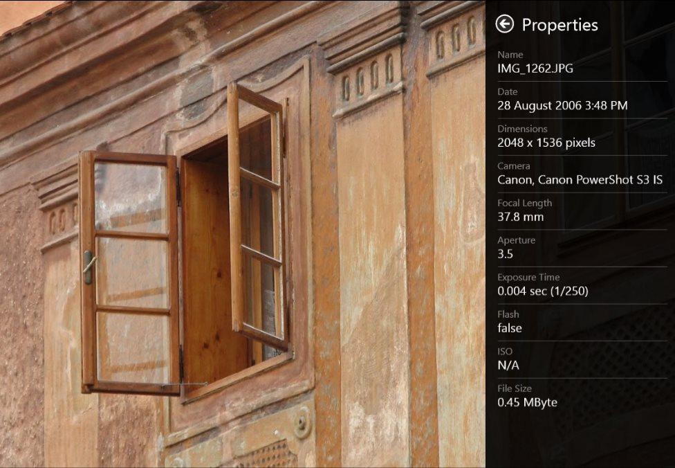 Vorschau Picasa Viewer HD fuer Windows 8 und 10 - Bild 2