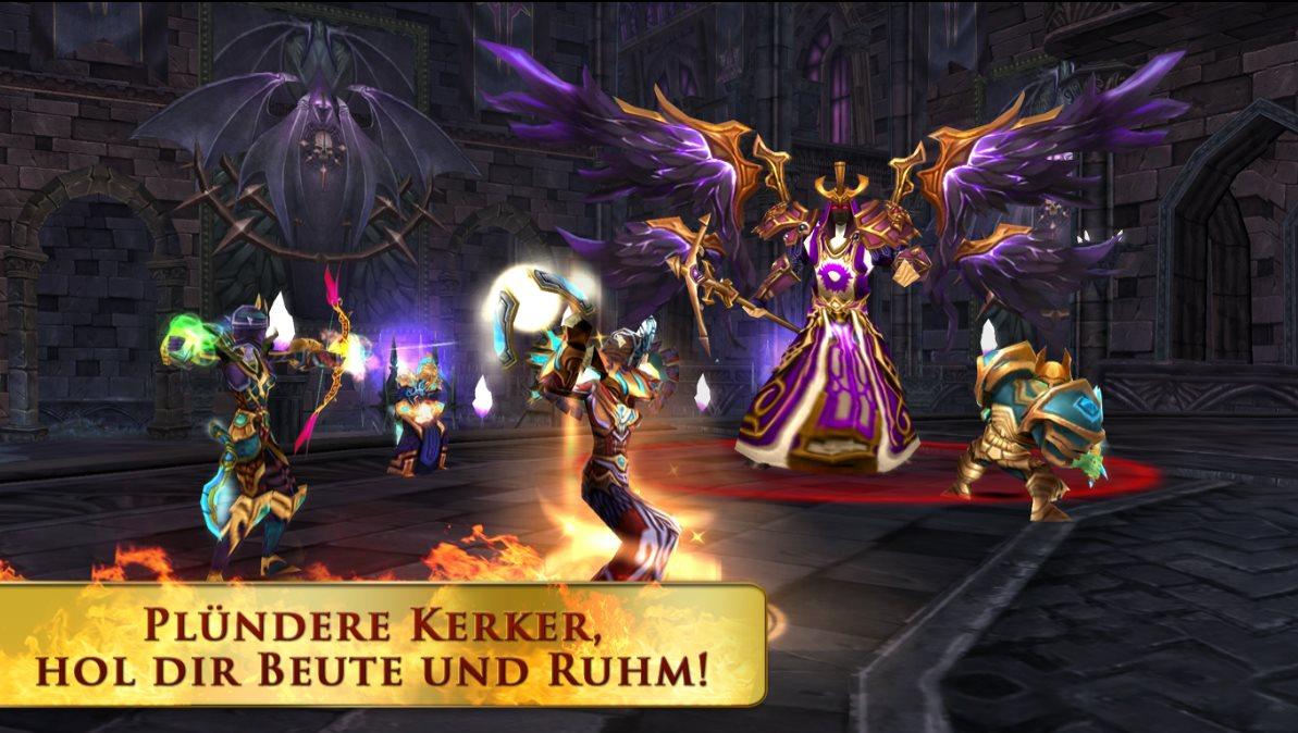 Vorschau Order and Chaos Online fuer Windows 8 und 10 - Bild 2