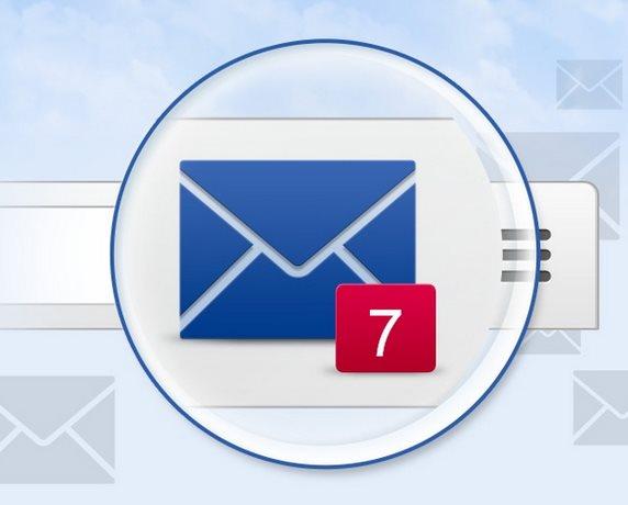 Vorschau GMX MailCheck für Firefox - Bild 2