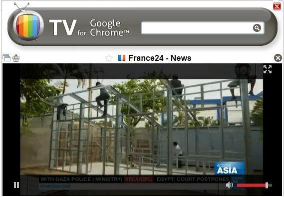 Vorschau TV für Chrome - Bild 2
