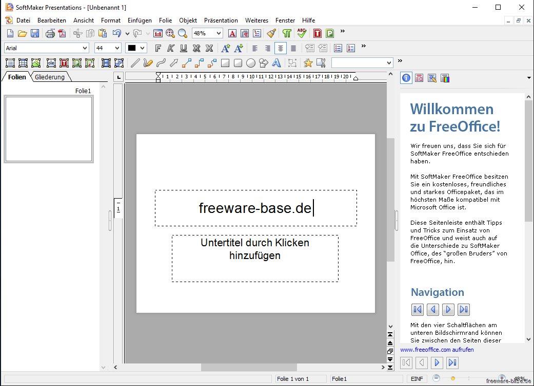 Vorschau SoftMaker FreeOffice - Bild 2