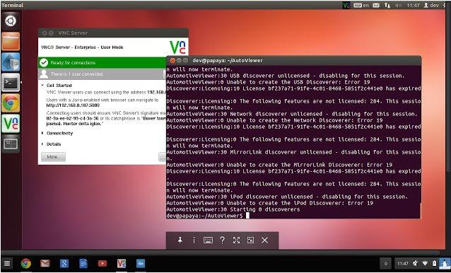Vorschau VNC Viewer fuer Chrome - Bild 2