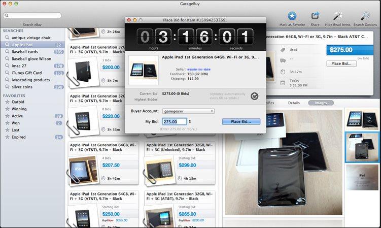Vorschau GarageBuy für Mac - Bild 2