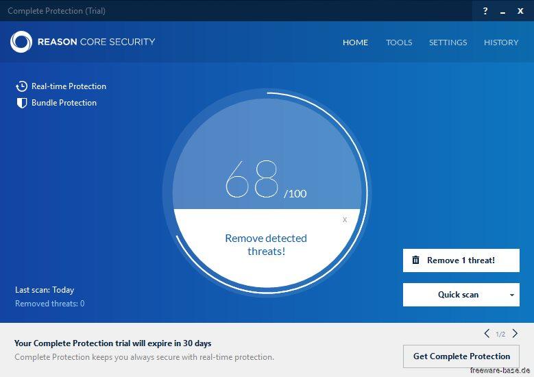 Vorschau Reason Core Security - Bild 2