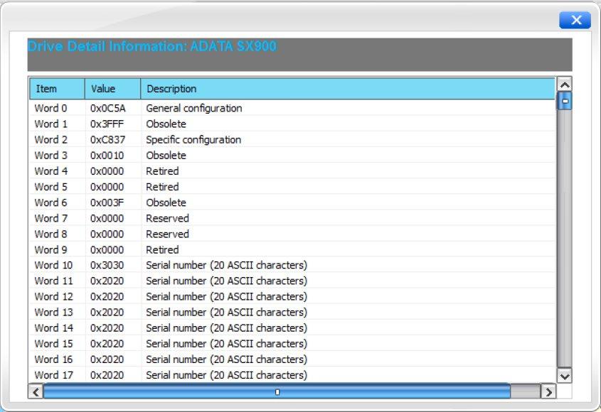Vorschau Adata SSD ToolBox - Bild 2