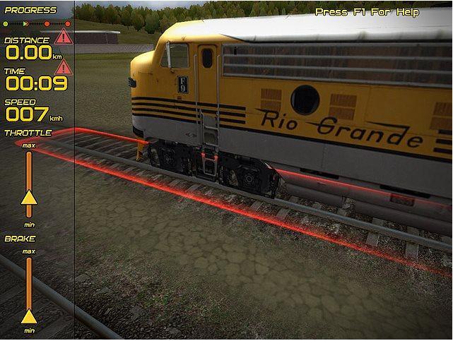 Vorschau Passenger Train Simulator - Bild 2