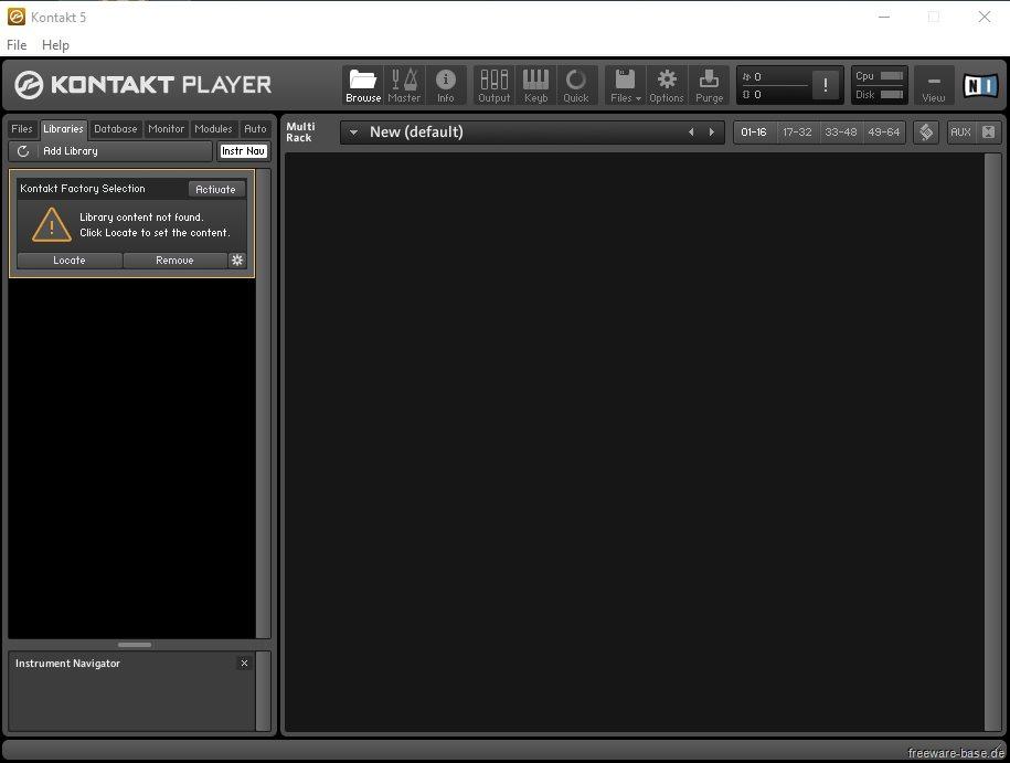 Vorschau Kontakt 5 Player - Bild 2
