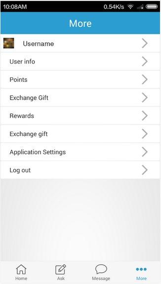 Vorschau Euask für Android - Bild 2