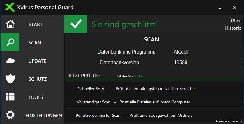 Vorschau Xvirus Personal Guard - Bild 2