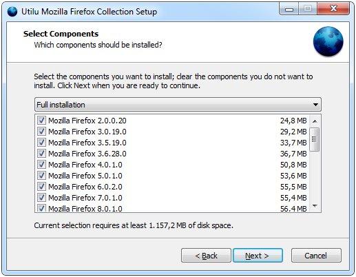 Vorschau UtiluMFC - Utilu Mozilla Firefox Collection - Bild 2