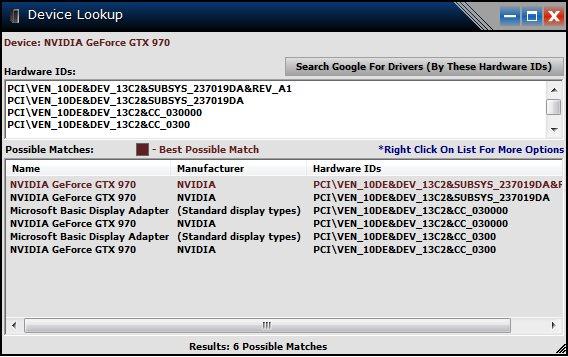 Vorschau Tweaking.com - Hardware Identify - Bild 2