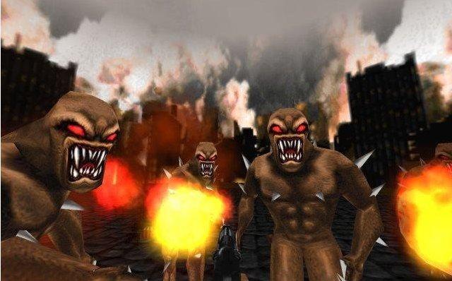 Vorschau Doomsday Engine - Bild 2