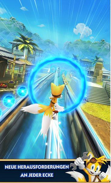Vorschau Sonic Dash 2 - Sonic Boom - Bild 2