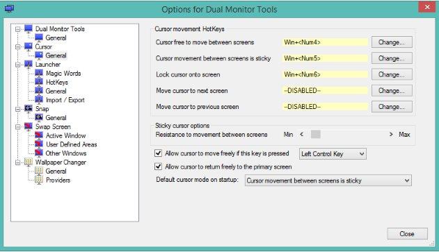 Vorschau Dual Monitor Tools - Bild 2