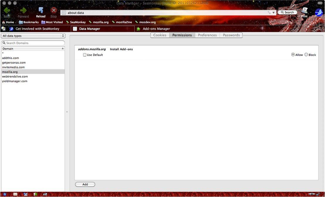Vorschau SeaMonkey für Mac - Bild 2