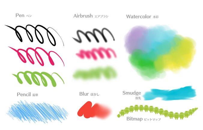 Vorschau MediBang Paint Tablet für Android - Bild 2