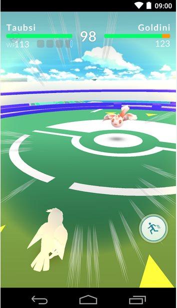 Vorschau Pokemon Go für Android - Bild 2