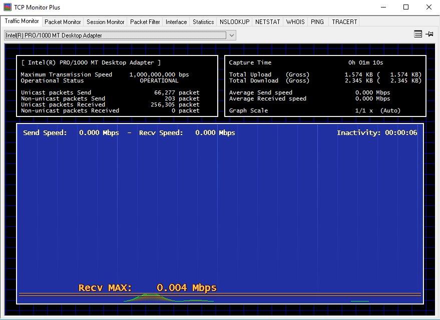 Vorschau TCP Monitor Plus - Bild 2
