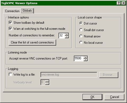 Vorschau TightVNC for Windows - Bild 2