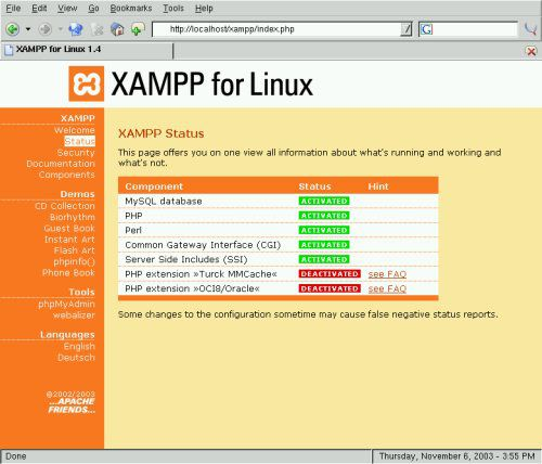 Vorschau XAMPP Lite USB Portable - Bild 3